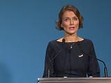Müller Cecília nem volt ott a mai operatív törzs sajtótájékoztatón