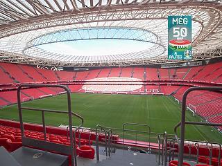 Elvették Bilbaotól az Eb-meccsek rendezési jogát, mert nem tudta garantálni, hogy beengedi a nézőket a stadionba