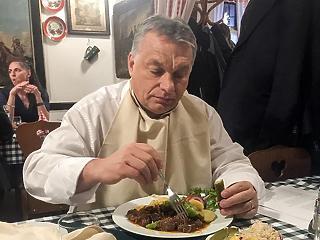 Orbán Viktor ma elugrik Montenegróba vacsorázni