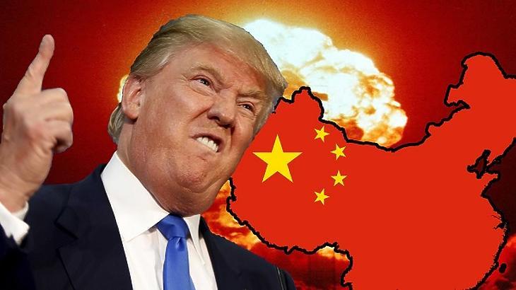 A fő hivatkozási alap Trump kereskedelmi háborús politikája