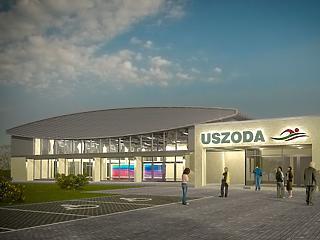 Debreceni cég 1,9 milliárdért dolgozhat a nyíregyházi sportuszodán