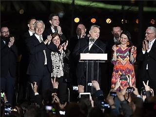 1,5 millió szavazattal verte meg a Fidesz-KDNP a második helyre befutott Jobbikot
