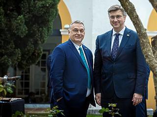 Kohéziós pénzekről tárgyal Orbán Viktor Portugáliában