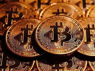 Hirtelen feltámadt poraiból a bitcoin