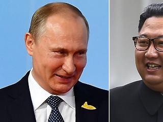 Közeleg a Putyin-Kim csúcs?