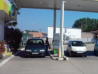 A Mol bevállalta, hogy olcsóbban adja az üzemanyagot az egyik kúton