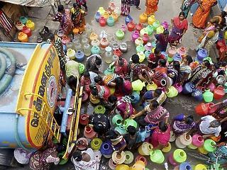 Nagyot fékezett az indiai gazdaság
