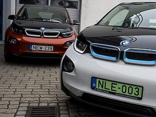 Elektromos autós pályázat: egy nap alatt elkapkodták az első milliárdot, úgyhogy a maradék 2 milliárd forintot is megnyitják