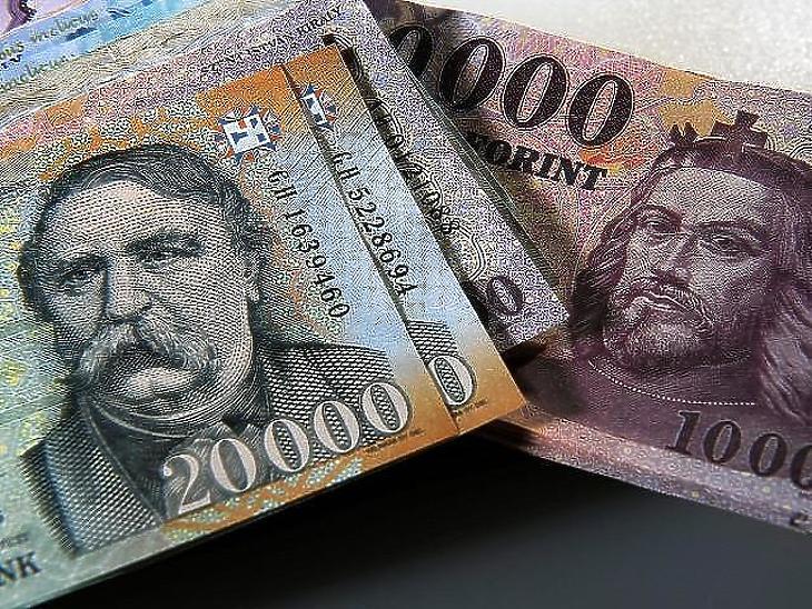 Növekszik a készpénzállomány