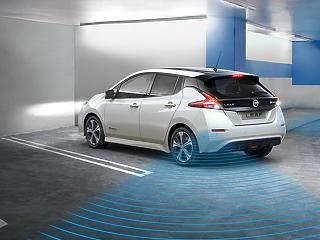 A Nissan is beszáll az elektromos autók versenyébe