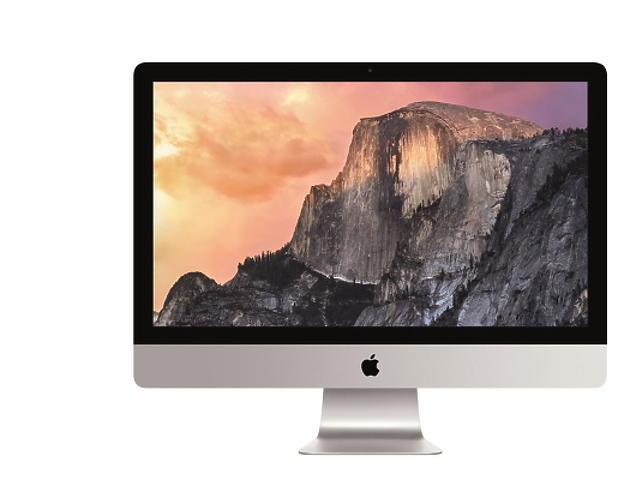 Mac 5K Retina kijelzővel
