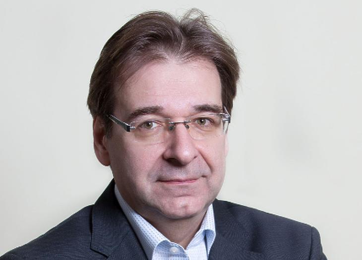Dr. Skorán Ottó, a Doktor 24 stratégiai igazgatója. Fotó: Doktor24
