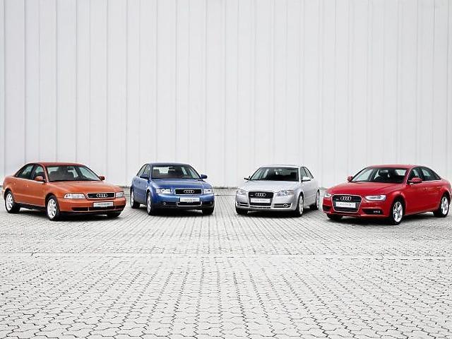 7. Audi