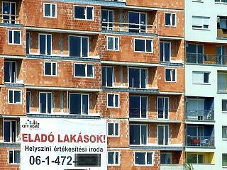 Minden hetedik új lakás átadása csúszik