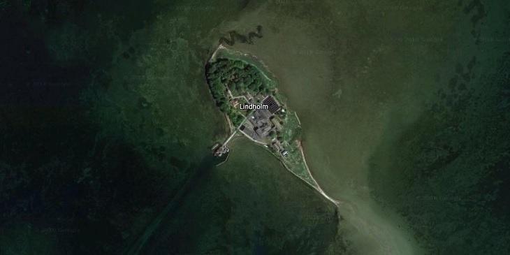 Lindholm szigete