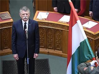 Kövér Lászlót ismét házelnöknek választották