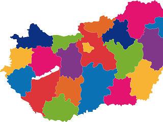 Itt az első nem hivatalos járványtérkép Magyarországról