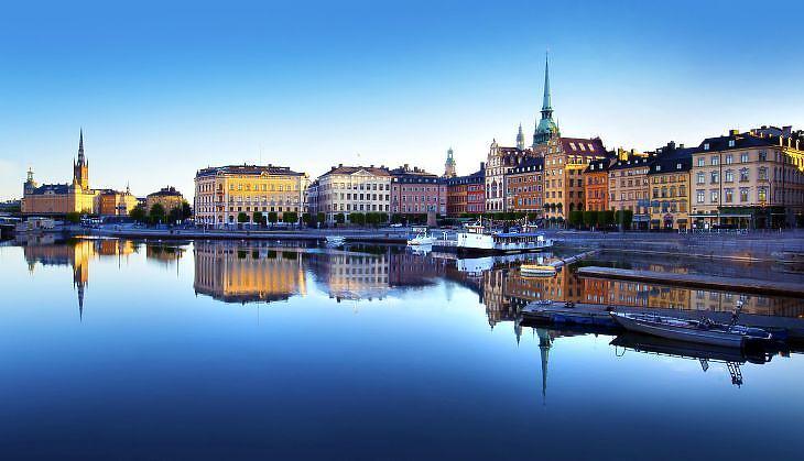 Stockholm, Svédország. (Forrás: Depistphotos)