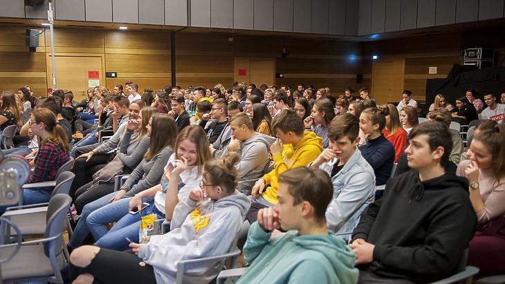 Pénzügyi Tudatosság Diákfórum 2019 - Szeged