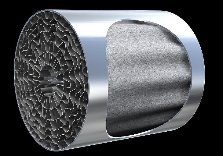 Benzin részecskeszűrő