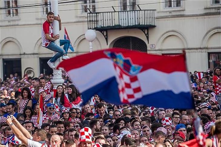 Horvátország felzárkózik