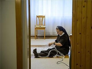 Így karácsonyoznak az apácák (fotók)