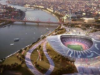 Kevés cégnek adtak esélyt az új atlétikai stadion építésének levezénylésére