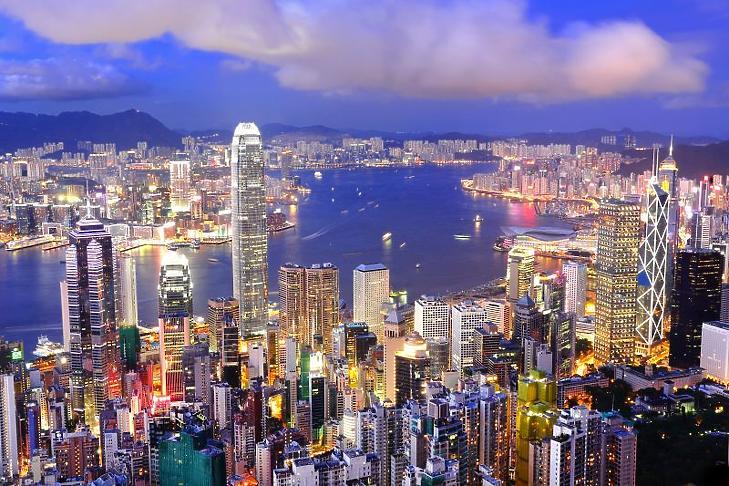 Hongkong (Forrás: depositphotos.com)