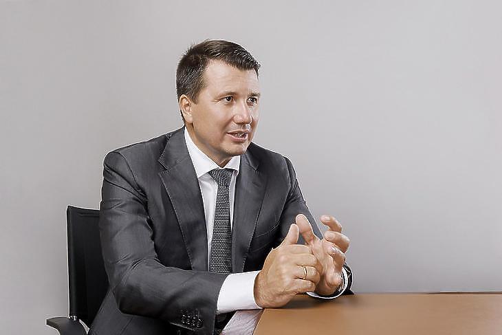 Barna Zsolt. Fotó: OTP Bank