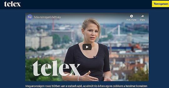 Elindult a telex.hu, a volt indexesek új portálja - mfor.hu