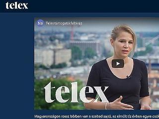 Elindult a telex.hu, a volt indexesek új portálja