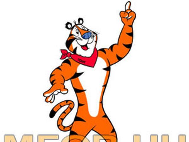 Tony a Tigris