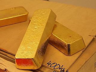 Sok aranyékszer fogyott, mégis csökkent a kereslet