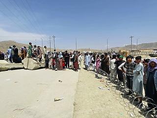 Húsz afgán akadt fent a biztonsági szűrőn a több mint négyezer kimenekített közül Németországban