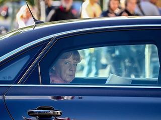 Merkelék az euróra is ráijesztettek