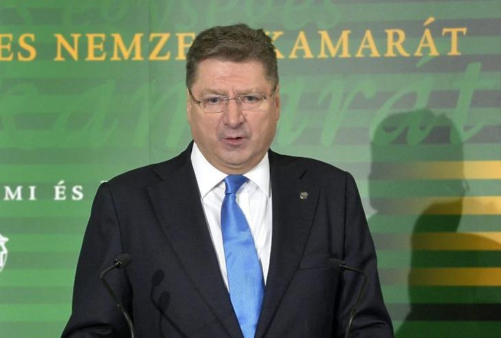 Parragh László (MTI fotó - Koszticsák Szilárd)