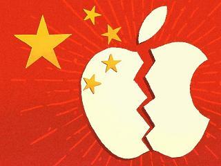 Nagyot akart harapni az Apple a kínai almából, de véget ért az ingyenebéd