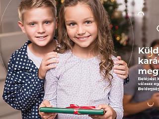Decembertől már adományozni is lehet a Díjneten