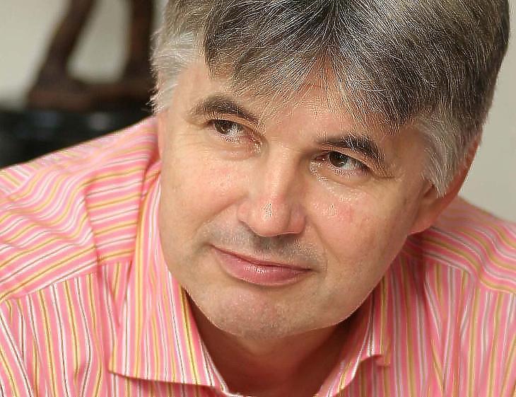 Nagy Elek, a BKIK elnöke. Fotó: MTI