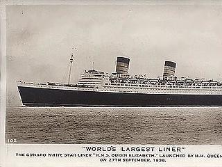 80 éve bocsátották vízre a Queen Elizabeth óriáshajót