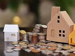 Egyre többen vesznek fel hitelt új lakásra