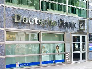 18 ezer főt bocsát el a Deutsche Bank
