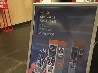 Elektronikus jegyrendszer helyett mobiljegy, de az is csak érintőlegesen