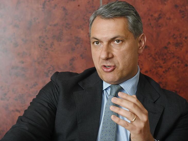 Lázár János kormánybiztos Mezőhegyes interjú (Fotó: Bánkuti András)