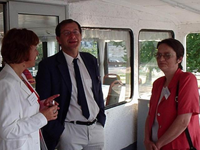 dr. Mayer, Dombi és Sebők