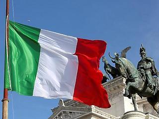 Gyülekeznek a viharfelhők Olaszország felett