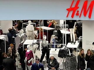 Éhbérért dolgoztatja munkásait a H&M