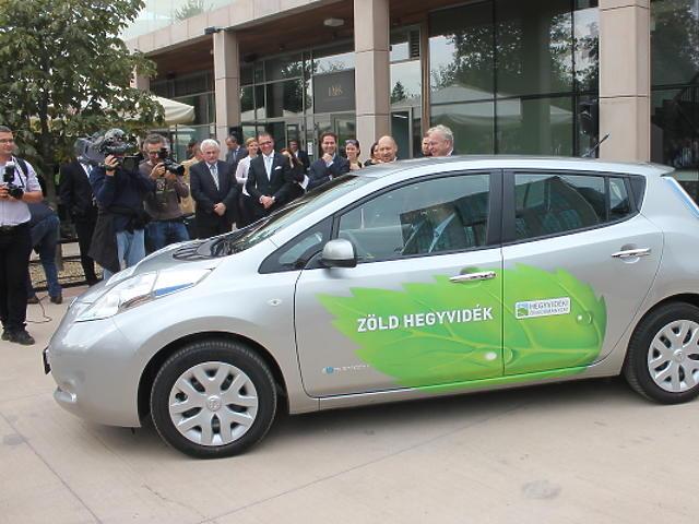 Az elektromos autók már tényleg köztünk vannak