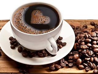 Ennyit költünk a napi koffeinbevitelre