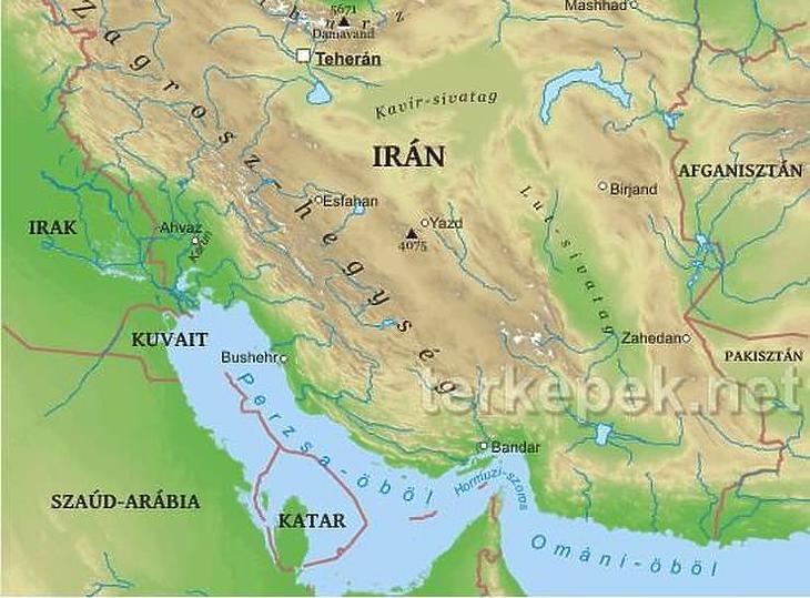 A tengeri kijárat az irániak aduásza